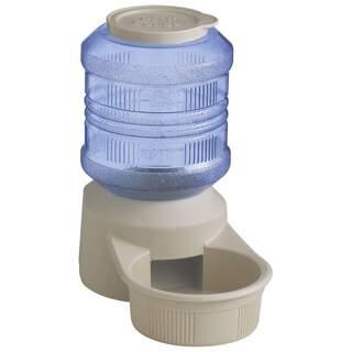 Dog Cat Pet Bowl Tower Water & Dry Food - 4kg