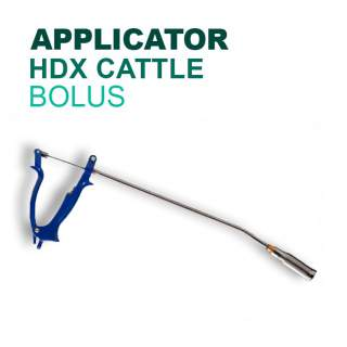 Leader HDX Cattle Bolus  Applicator
