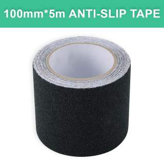 Anti-Slip Textured Thick Black Tape - 100mm width