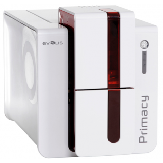 Evolis Primacy Single Dual Sided Card Printer with Ethernet