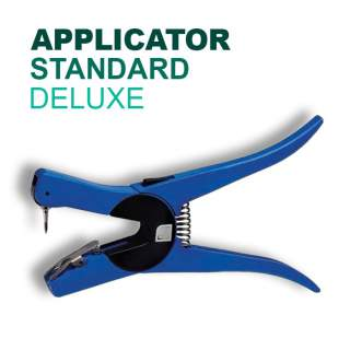 Leader Standard Deluxe Universal Management & NLIS Cattle Ear Tag Applicator