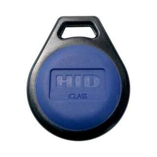 HID iCLASS Keyfob 13.56 MHz Pre-Programmed Key II Fob Tag