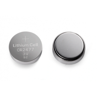 Naccon CR2477 3V Lithium Coin Cell Button Battery