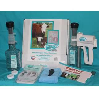 Udderly Ez Milker Cattle Cow Calf Colostrum Milker Kit
