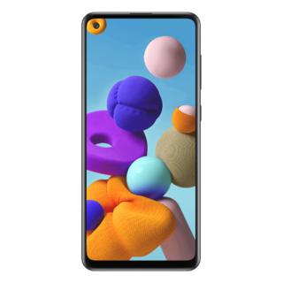 Telstra Samsung Galaxy A21s 4GX 128GB Black 6.5″ Screen Blue Tick Mobile Phone