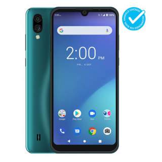 Telstra Essential Pro 2 4G 4GX 32GB Dark Green Android Blue Tick Mobile Phone (A5 2020)