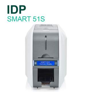 IDP Smart 51S Single Sided ID Card Printer
