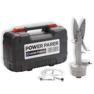 Leader Air Power Parer - Sheep Hoof Paring Shears