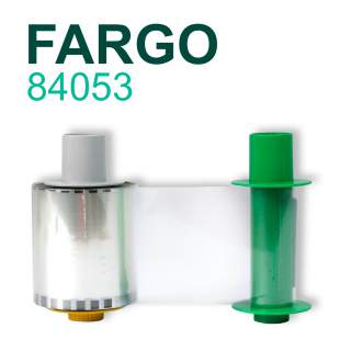 Fargo 84053 1500 Print Clear HDP Film for HDP5000 084053