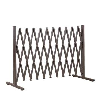 Expandable Safety Barrier Fence Trellis Expanding Retractable Warehouse Crowd