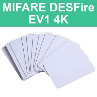 MIFARE DESFire EV1 4K ISO D41 Card