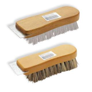 Leader Shearers Scrub Brush - Nylon Filling, Union Fibre