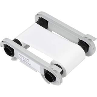 Evolis RCT021NAA 1000 Print White Signature Monochrome Ribbon  for Zenius Primacy