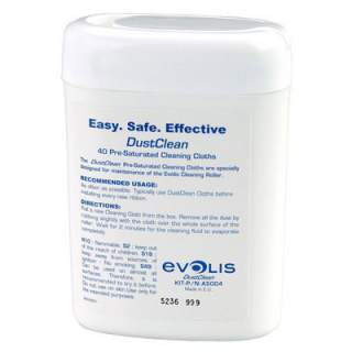 Evolis A5004 Dustclean Cleaning Kit – 40 wipes