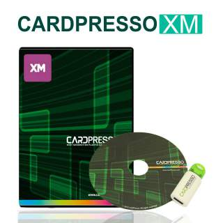 CardPresso XM Edition ID Card Design and Print Software