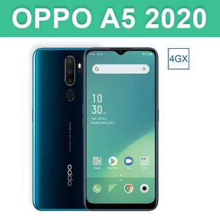 Telstra OPPO A5 2020 4GX 64GB Marine Green Mobile Phone