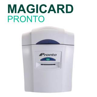 Magicard Pronto Single Feed Colour ID Card Printer
