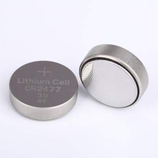 PKCell CR2477 3V Lithium Coin Cell Button Battery