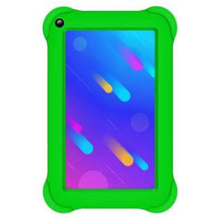 "Konka 7"" Kids Tab 8GB Wifi with Kids Apps & Green Protective Case (UN065)"