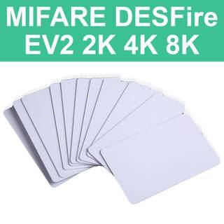 MIFARE DESFire EV2 2K 4K 8K ISO D22 D42 D82 Card