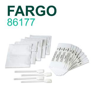 Fargo 86177 Complete Printer Cleaning Kit for M C DTC