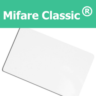 MIFARE Classic 1K S50 ISO 14443A 13.56 MHz Thin Access Card