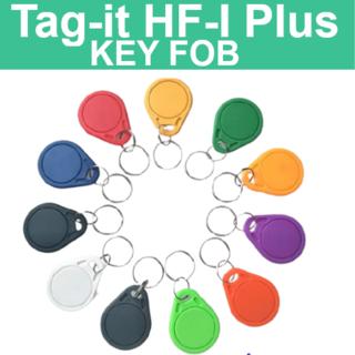 Tag-it HF-I Plus 13.56Mhz Key Tag Fob