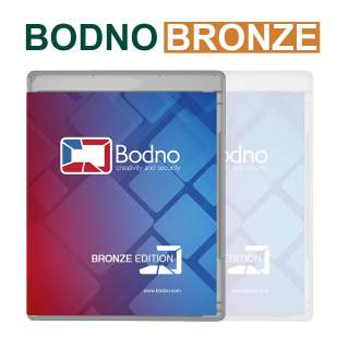Bodno ID Card Bronze Edition PC MAC Design and Print Software