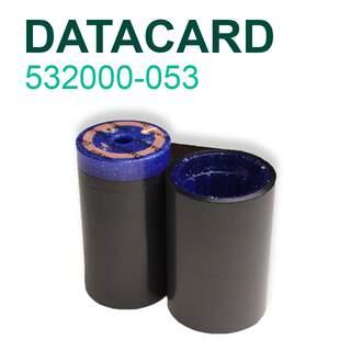 Datacard 532000-053 1500 Print Black Ribbon for SP35 SP55 SP75 SD260 SD360
