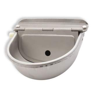Leader Metal Stock Waterer - Trough Bowl