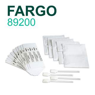Fargo 89200 Complete Printer Cleaning Kit for HDP5000