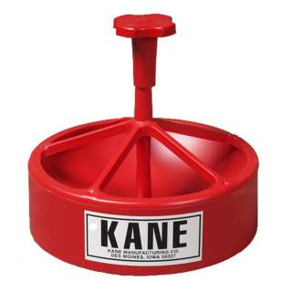 Kane Snap Feeder with J Hook Young Pig Standard Profile for Saving Feeds