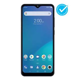 Telstra Evoke Plus 2 Black 4G 4GX 64GB Android Blue Tick Mobile Phone (A7S 2020)