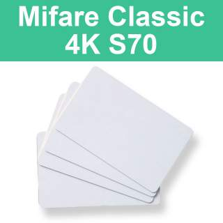 MIFARE Classic 4K ISO Thin Access Card