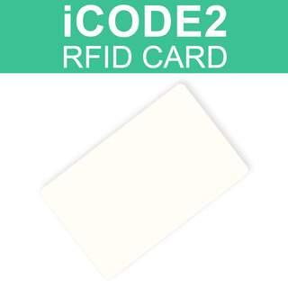 ISO 15693 13.56Mhz iCode 2 ISO15693 ICODE2 RFID Card