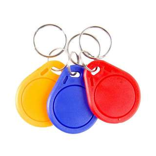 Sample Pack - Three Common Key Fobs