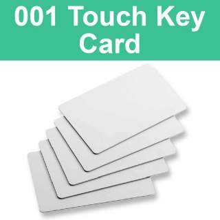 Lockwood 001 Touch RFKC10 Compatible Key Card