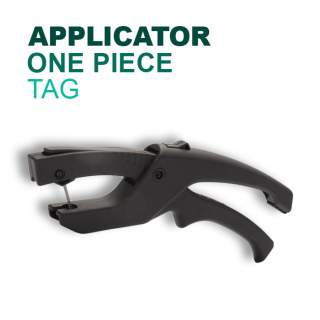 Leader One Piece Tag Applicator