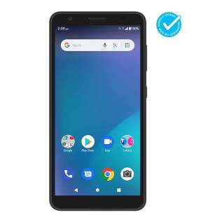 Telstra Essential Smart 3 4G 4GX 16GB Android Blue Tick Mobile Phone (A3 2020)