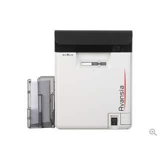 Evolis Avansia 600dpi Duplex Retransfer ID Card Printer (USB/Ethernet)