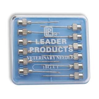Leader Stainless Luer Lock Needles