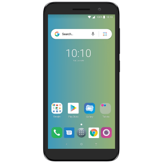 Telstra Essential (1TL) Black 4GX 8GB Blue Tick Mobile Phone