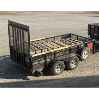 BEDNET Cargo Utility Net - Extra Large