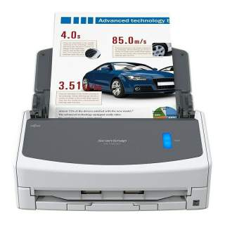 Fujitsu ScanSnap iX1400 USB A4 Duplex Document & Image Scanner