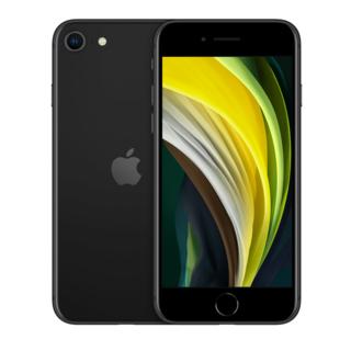 Apple iPhone SE 2020 Gen 2 64GB Black Mobile Phone