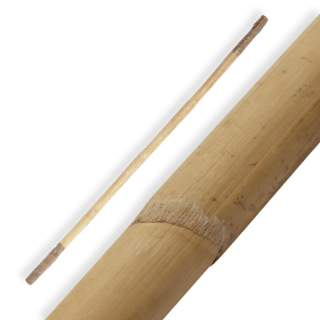 Leader Wooden Bamboo Stock Cane