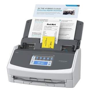 Fujitsu ScanSnap iX1600 Wi-Fi A4 Duplex Document & Image Scanner