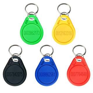 Presco Nidac PAC1 PAC2 P-TAG Compatible Key Fob