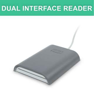 HID® OMNIKEY® 5422 Dual Interface Contact & Contactless Reader