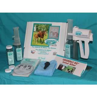 Udderly Ez Milker Mare Horse Donkey Mule Colostrum Milker Kit